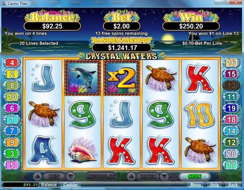 Joc casinommers